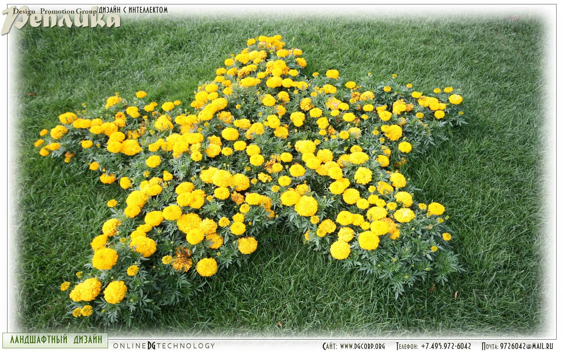 объемная цветочная композиция фото